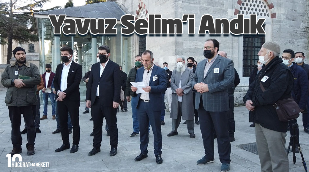 yavuz sultan selim kudüs